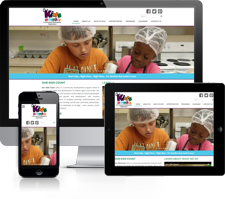 Website for Our Kids Count